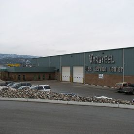 Varsteel Ltd. Storage